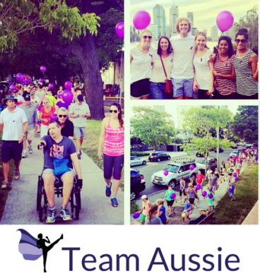 Growing the Movement: Team Aussie