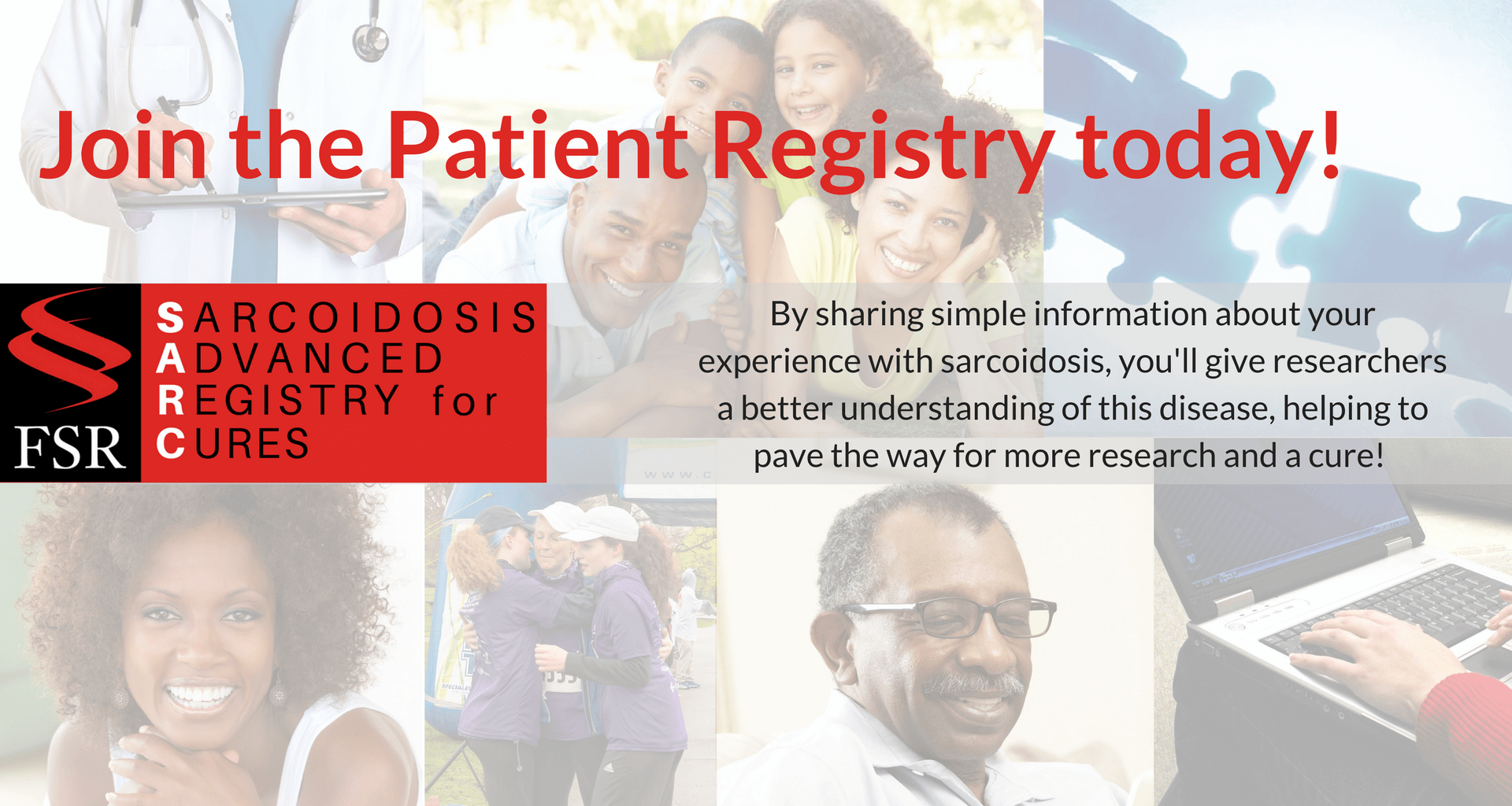 Join the Patient Registry