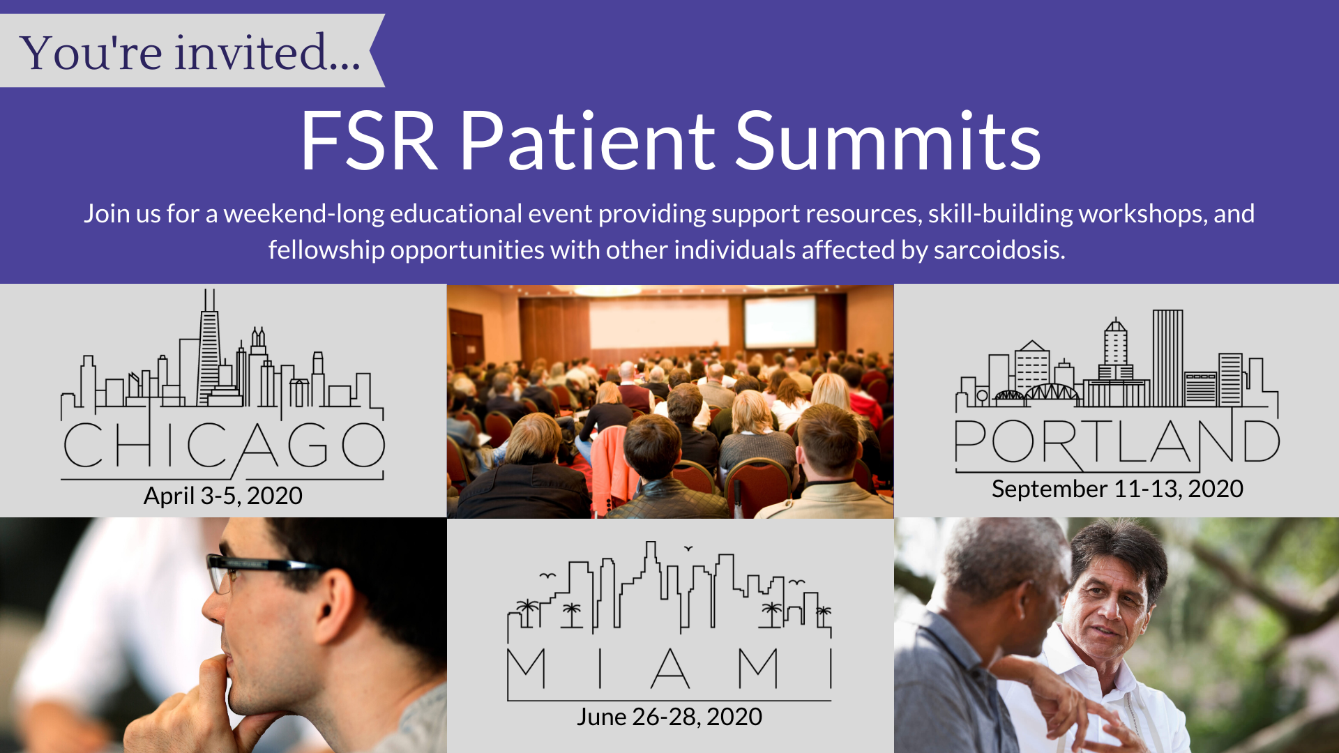 Introducing FSR Summits