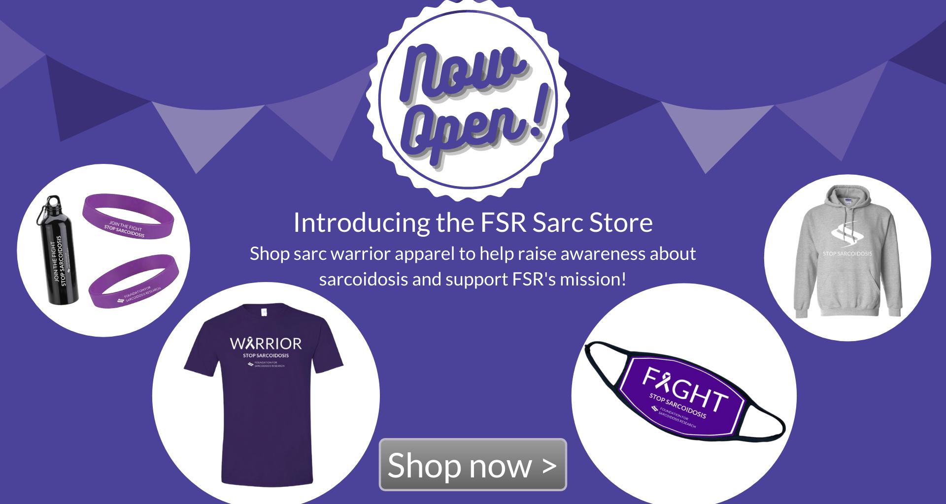 Sarc Store Banner