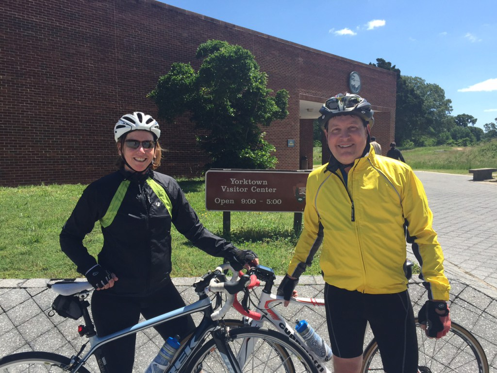 Rough Roads: Cycling with Sarcoidosis — Foundation for