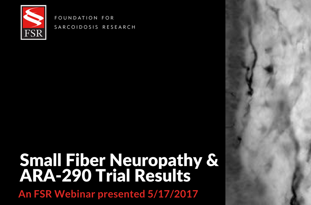 VIDEO: Small Fiber Neuropathy & ARA-290 Results